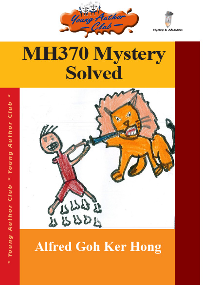 MH370 Mystery Solved