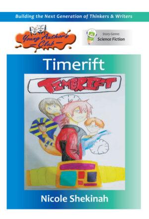 Timerift-cover