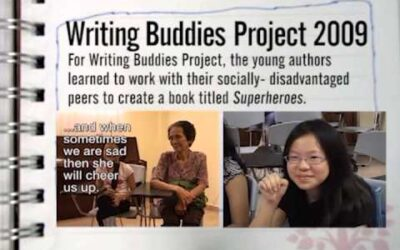 Young Author's Journey 2013
